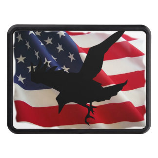 Raven Tow Hitch Cover