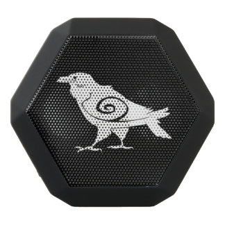 Raven Tribal Poe's Nevermore Black Bluetooth Speaker