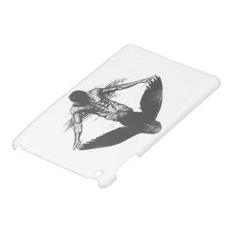 Raven vs Man iPad Mini Cases