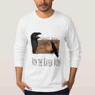 Raven Within Men's Long Sleeve Shirt