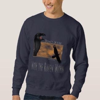 Raven Within Men's Sweatshirt