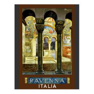 Ravena Italia Tarjeta Postal
