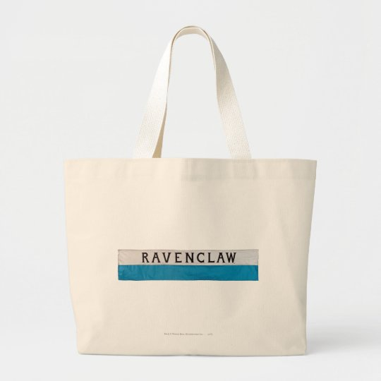 Ravenclaw Banner Large Tote Bag