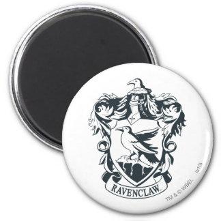 Ravenclaw Crest 2 Inch Round Magnet