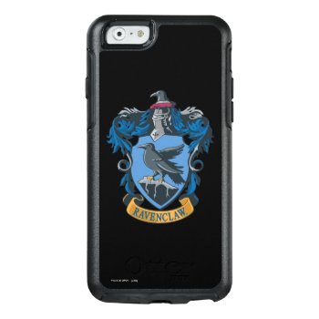Ravenclaw Crest 2 Otterbox Iphone 6/6s Case by harrypotter at Zazzle