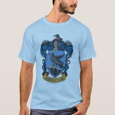 Ravenclaw Crest 2 T-shirt at Zazzle