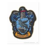 Ravenclaw Crest 4 Postcard