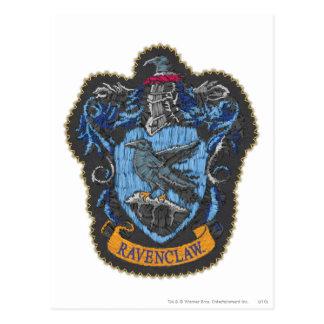 Ravenclaw Crest 4 Post Cards