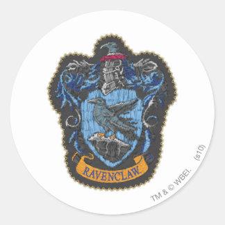 Ravenclaw Crest 4 Round Sticker