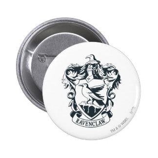 Ravenclaw Crest Pinback Buttons