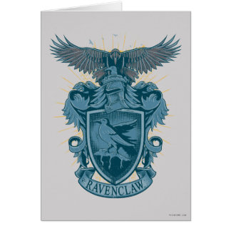 RAVENCLAW™ Crest Card