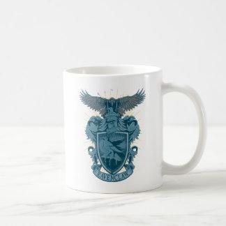 RAVENCLAW™ Crest Classic White Coffee Mug