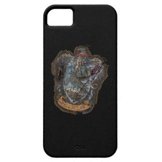 Ravenclaw Crest - Destroyed iPhone 5 Case