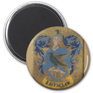 Ravenclaw Crest HPE6 2 Inch Round Magnet