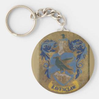 Ravenclaw Crest HPE6 Basic Round Button Keychain