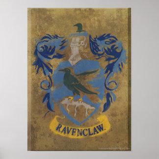 Ravenclaw Crest HPE6 Print