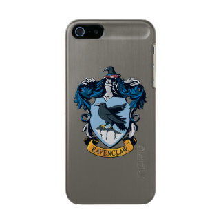 Ravenclaw Crest Metallic Phone Case For iPhone SE/5/5s