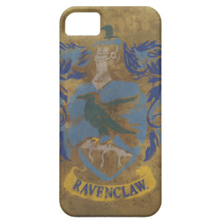 Ravenclaw Crest Painted iPhone SE/5/5s Case