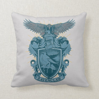 RAVENCLAW™ Crest Throw Pillow