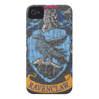 Ravenclaw Destroyed Crest Case-Mate iPhone 4 Cases