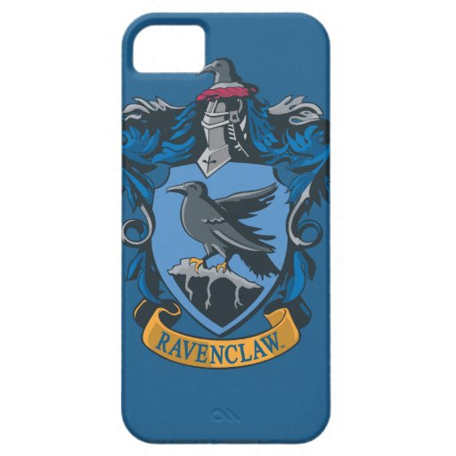 Ravenclaw House Crest iPhone 5 Covers