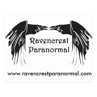 Ravencrest Paranormal Postcards