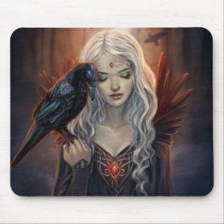 Ravenkin Alfombrilla De Ratón