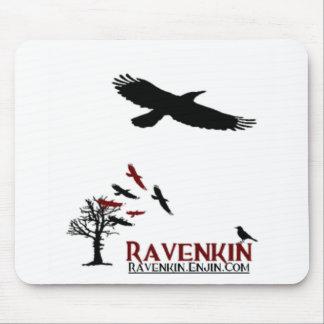 Ravenkin no un juguete del gato tapetes de raton
