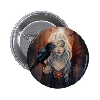 Ravenkin Pin Redondo 5 Cm