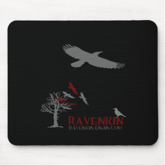 Ravenkin Shadow Collection Mouse Pad