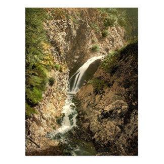 Ravenna Gorge, Black Forest, Baden, Germany rare P Postcard