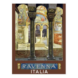 Ravenna Italia Vintage Postcard