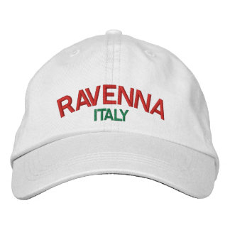 Ravenna Italy Personalized Adjustable Hat