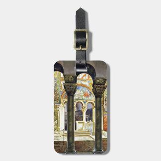 Ravenna Italy Vintage Travel Luggage Tag