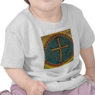 Ravenna Mosaic Cross T Shirt