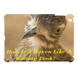 Ravens and Writing Desks iPad Mini Case