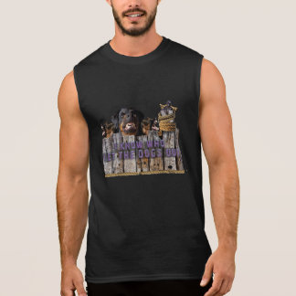 Ravens Fans, Let the Dogs Out! Sleeveless Shirt
