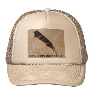 Raven's Feather Bird-lover Crow design Trucker Hat