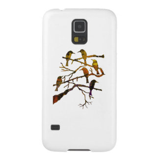 Ravens in the Mist Galaxy S5 Cover