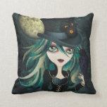 Raven's Moon MoJo Pillow