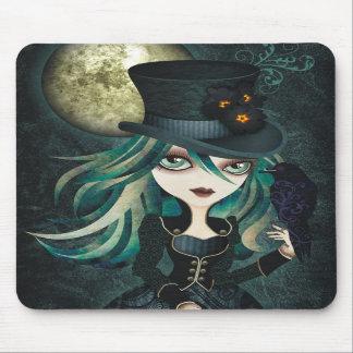 Raven's Moon Mousepad
