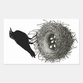 Ravens Nest Stickers