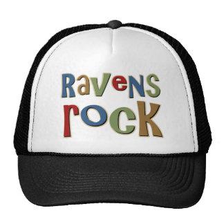 Ravens Rock Trucker Hat