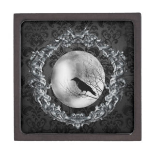 Raven's Spell Jewelry Box