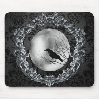 Raven's Spell Mouse Pad