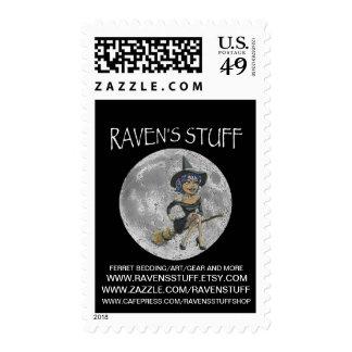 RAVENS STUFF STAMP