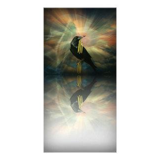 Ravens Treasure Card