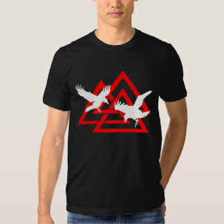 Ravens Valknut Shirt