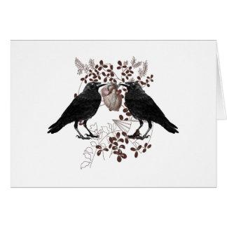 Ravens vying for heart card