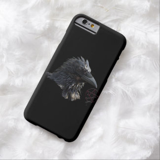Ravens Wiccan Pentacle Barely There iPhone 6 Case